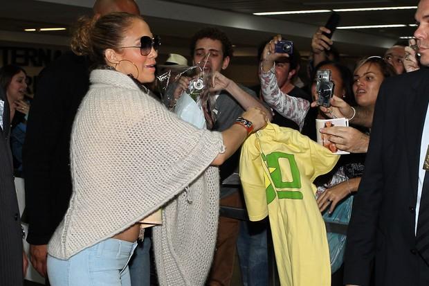 Jennifer Lopez (Foto: Manuela Scarpa/PhotoRio News)