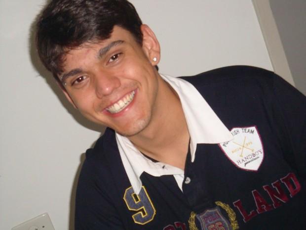 Rafael Noronha, irmão do ex-BBB Jonas (Foto: Reprodução/Facebook)