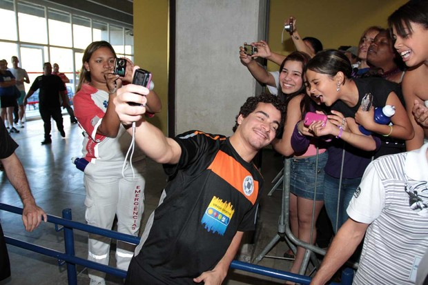 Thiago Martins (Foto: Orlando Oliveira/AgNews)