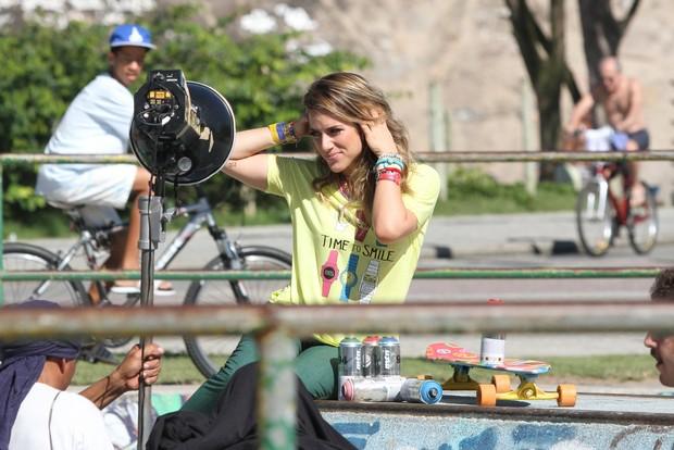 Giovanna Ewbank (Foto: Clayton Militão/Fotorio News)