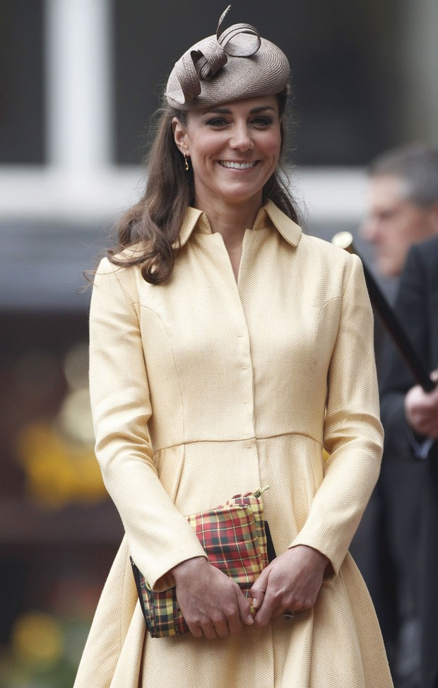 Kate Middleton   (Foto: Reuters / Agência)