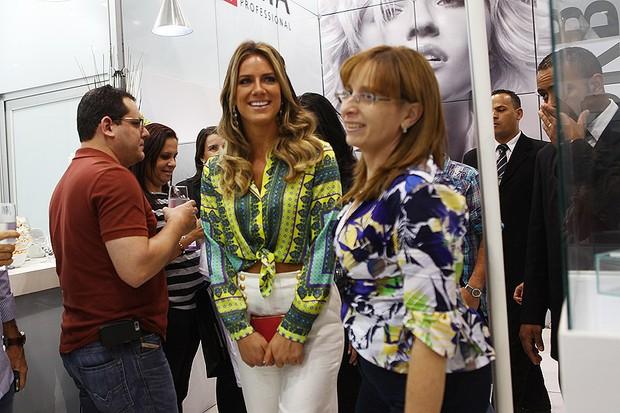 Giovanna Ewbank em evento em São Paulo (Foto: Iwi Onodera / EGO)