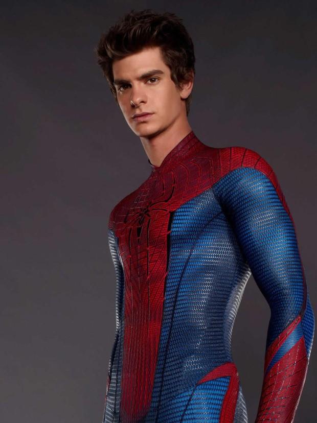 Andrew Garfield como Homem-Aranha (Foto: Divulgação)