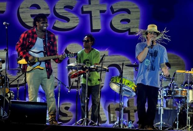 Trio Ternura se apresenta no Rio (Foto: Roberto Teixeira,/ Divulgação)