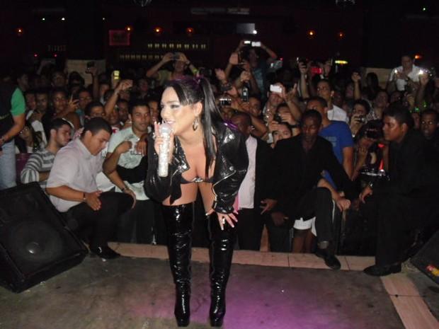 Andressa Soares, a Mulher Melancia (Foto: Divulgação)