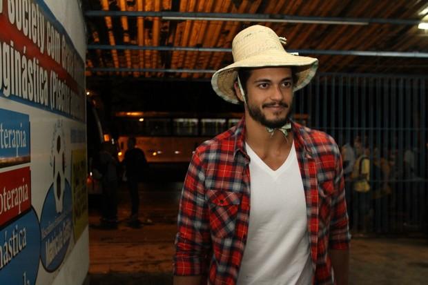 Raphael Viana em festa no Rio (Foto: Marcello Sá Barretto/ Foto Rio News)