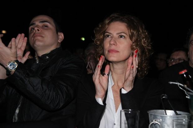 Patrícia Pillar (Foto: Thyago Andrade/Photo Rio News)