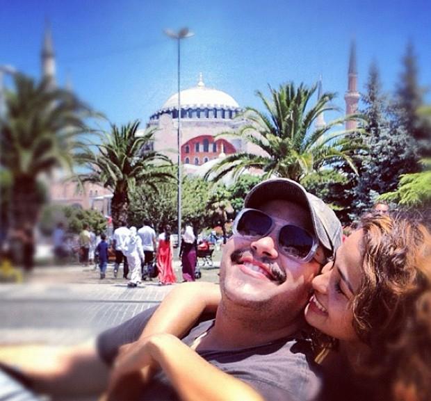 Thiago Abravanel e Nanda Costa (Foto: Instagram / Reprodução)