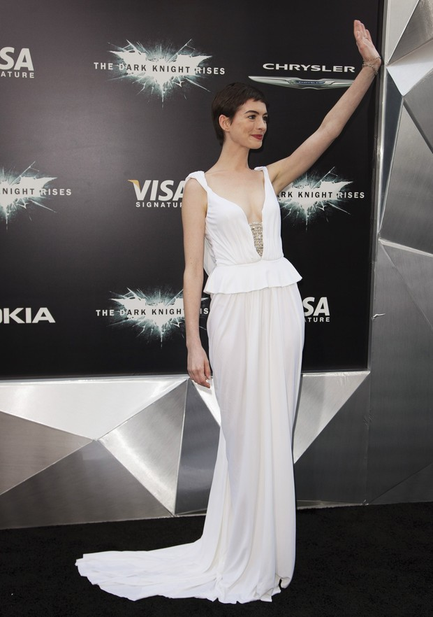 Anne Hathaway  (Foto: Ag&#234;ncia/ Reuters)