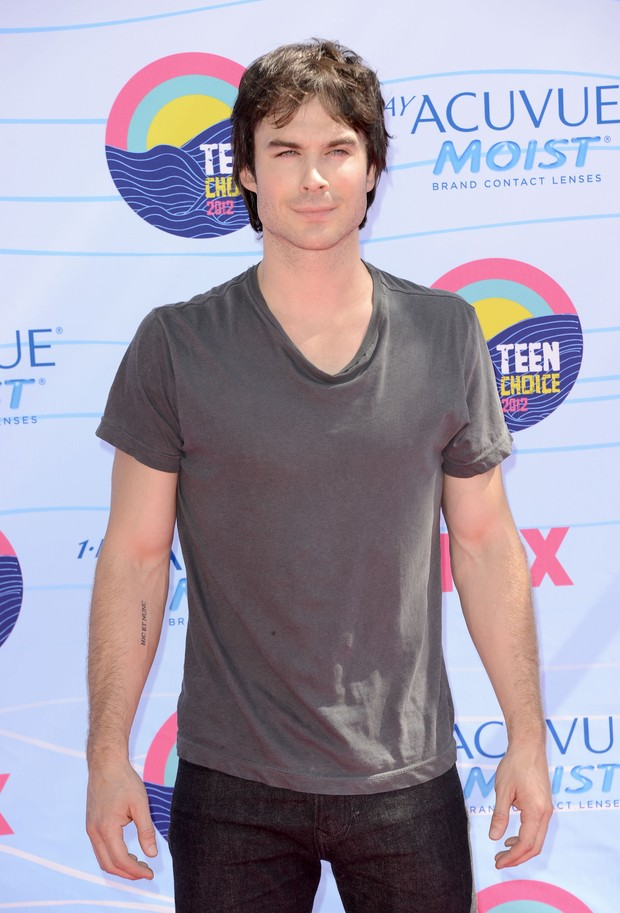 Ian Somerhalder (Foto: Agência/Getty Images)
