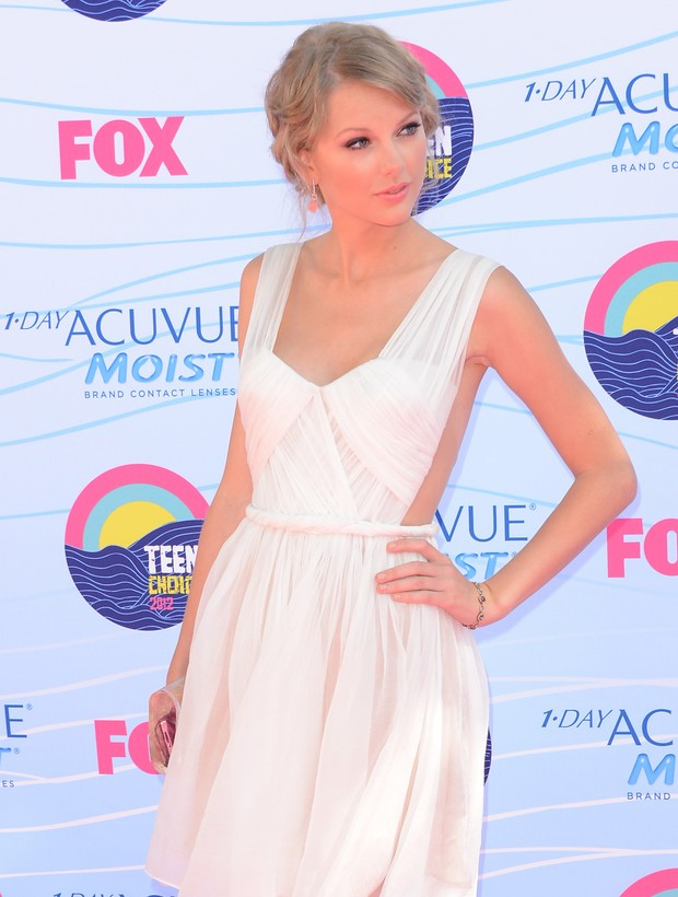 Taylor Swift (Foto: Agência/Getty Images)