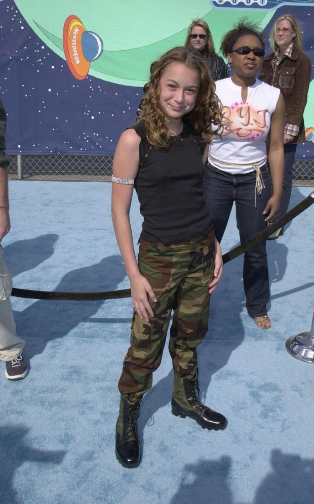 """Alexa Vega na época de """"Pequenos Espiões"""" (Foto: Getty Images)"""