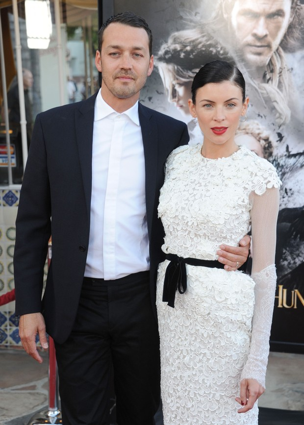Rupert Sanders e Liberty Ross (Foto: Getty Images)