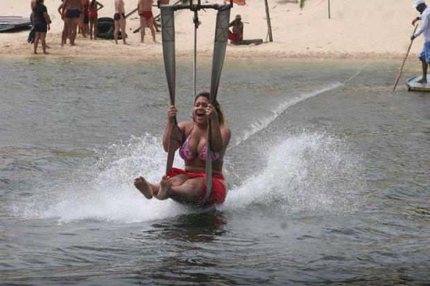 Mulher Filé de férias em Natal (Foto: BDR/Divulgação)