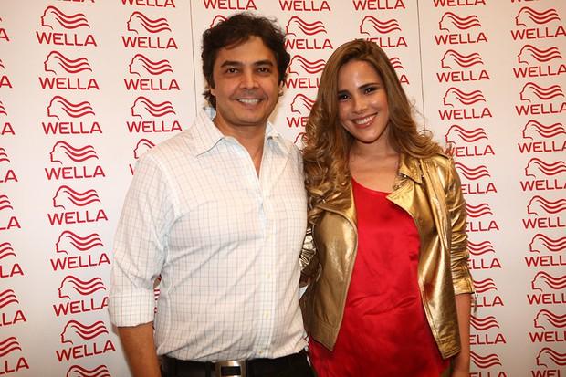 Wanessa e Julio Crepaldi (Foto: Iwi Onodera / EGO)