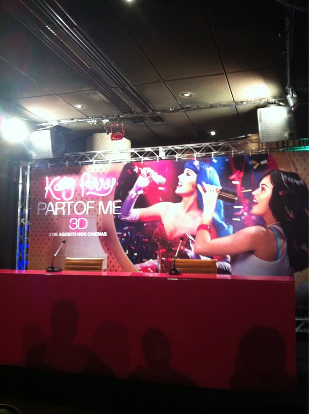 Katy Perry (Foto: Tatiana Regadas / EGO)