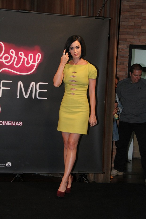 Katy Perry no Rio (Foto: Felipe Panfili e Roberto Filho / AgNews)