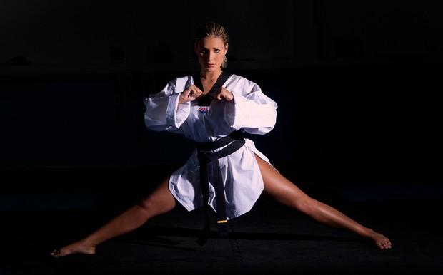 Andressa Urach, especial Olimpiadas 2012 (Foto: Iwi Onodera/EGO)
