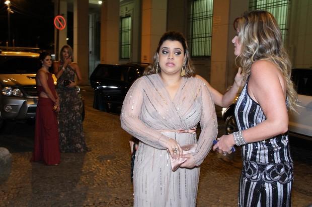 Preta Gil  (Foto: Roberto Filho/ Ag. News)