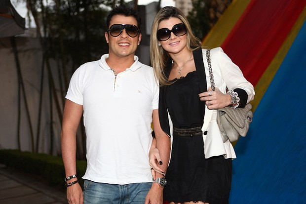 Ceará e Mirella Santos (Foto: Iwi Onodera/EGO)