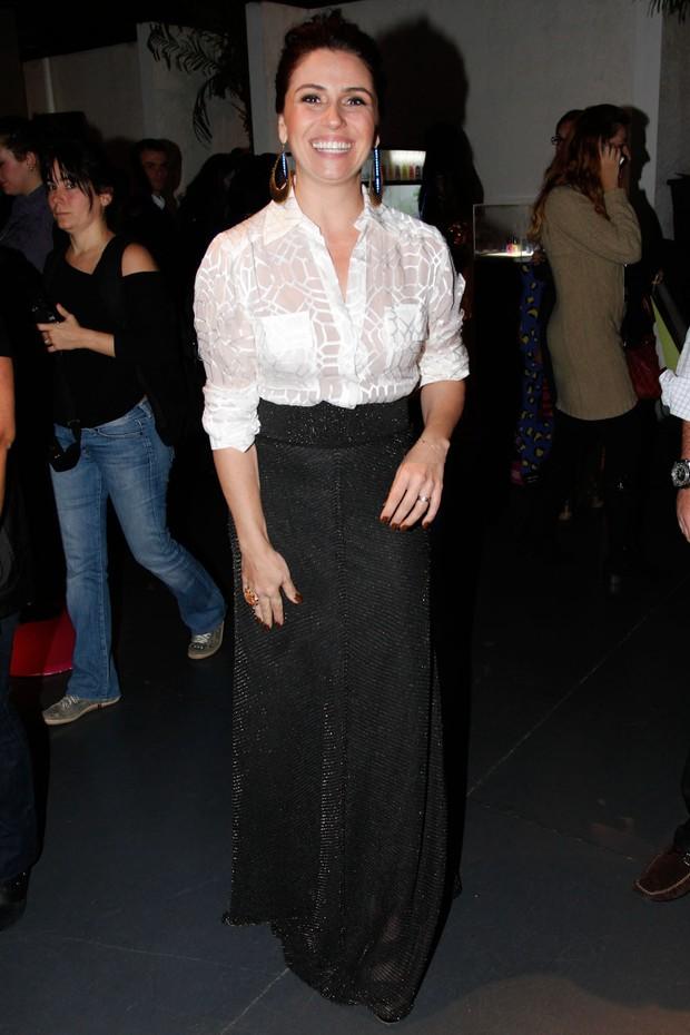 Giovanna Antonelli (Foto: THAIS ALINE E DANILO CARVALHO/AGNEWS)