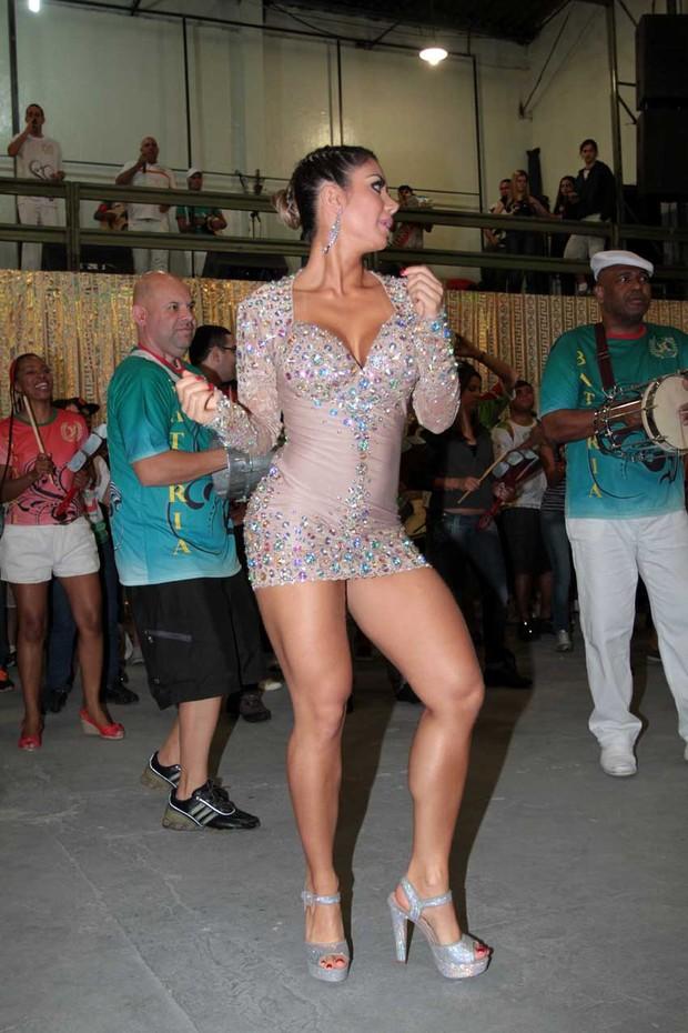 Graciella Carvalho, miss bumbum (Foto: Orlando Oliveira/Ag.news)