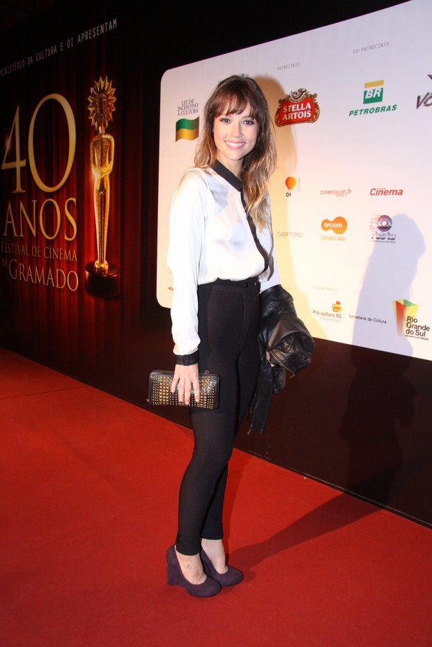 Juliana Didone (Foto: Alex Palarea e Roberto Filho/AgNews)