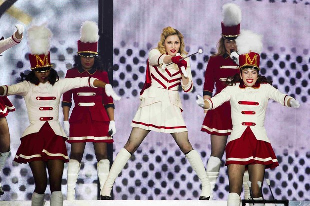 Madonna (Foto: REUTERS/Fredrik Varfjell/NTB Scanpix )