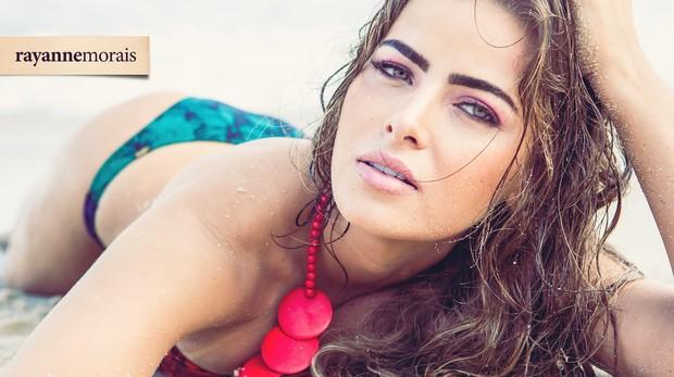 Rayanne Moraes vai competir ao Miss Rio de Janeiro (Foto: Divulgação)