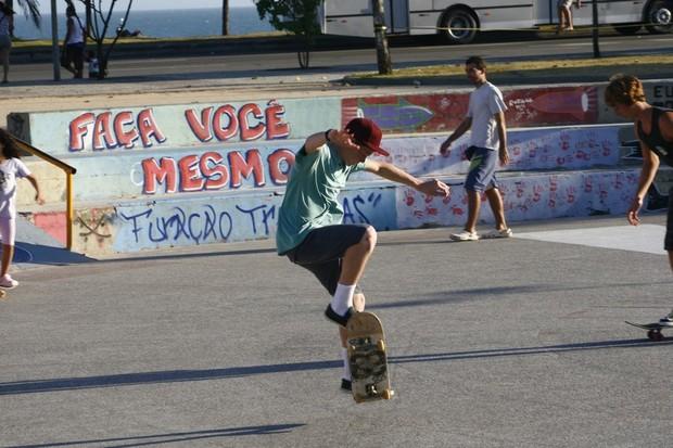 Pedro Novaes (Foto: Rogério Domingues)