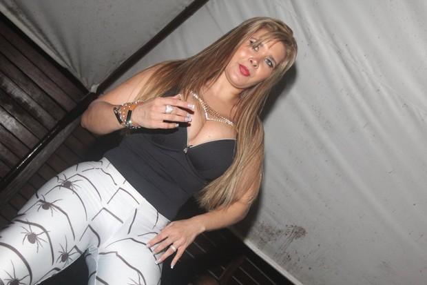 Mulher Maçã (Foto: Rodrigo dos Anjos / AgNews)