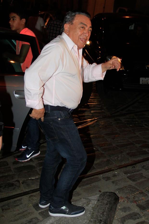 Maurício de Sousa (Foto: Danilo Carvalho/Agnews)