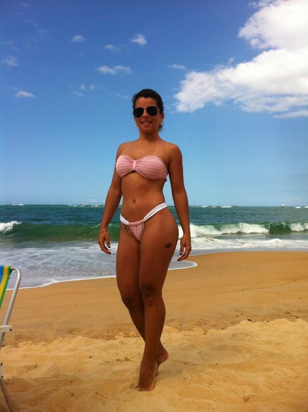 Rosana Ferreira, Miss Bumbum 2011 (Foto: Cacau Oliver / Divulgação)