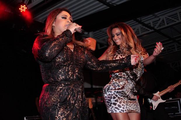 Viviane Araújo e Preta Gil (Foto: Marcos Ribas/PhotoRioNews)
