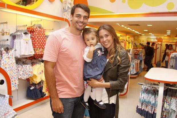 """Marca infantil """"Alphabeto""""lança sua coleção de Verão 2013, na loja do BarraShopping (Foto: Felipe Assumpção / AgNews)"""