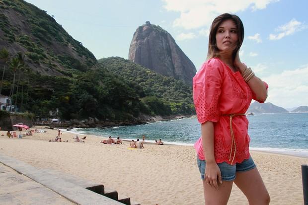 Rafaella Guarianny (Foto: Tchello/Divulgação)