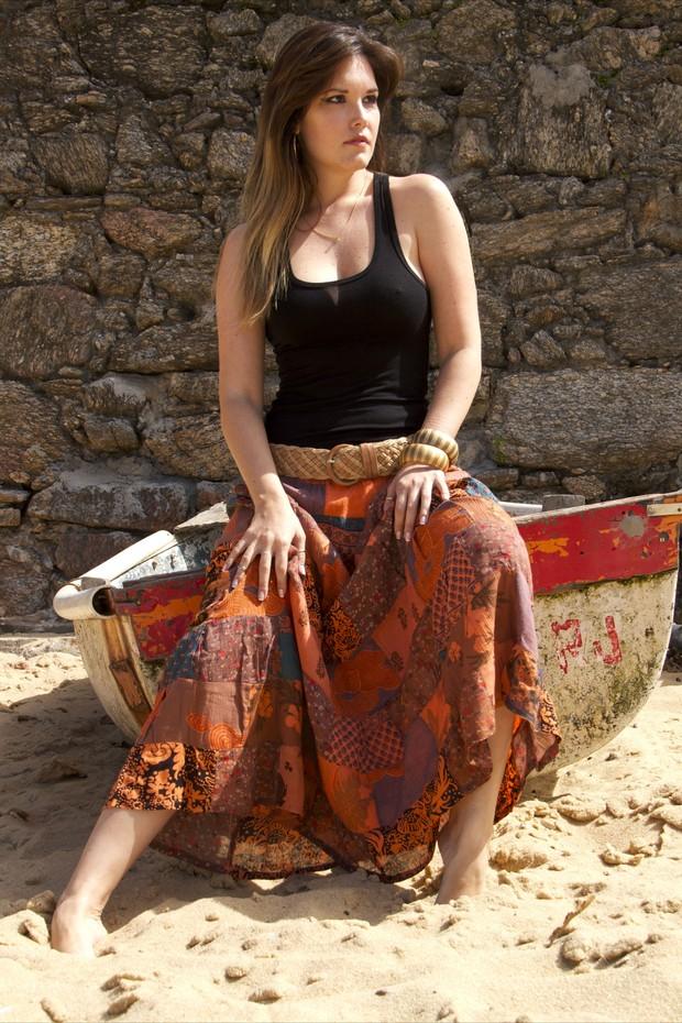 Rafaela Guarany (Foto: Tchello/Divulgação)
