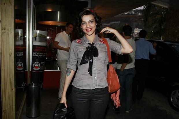 Letícia Persiles (Foto: Alex Palarea e Felipe Panfili / AgNews)