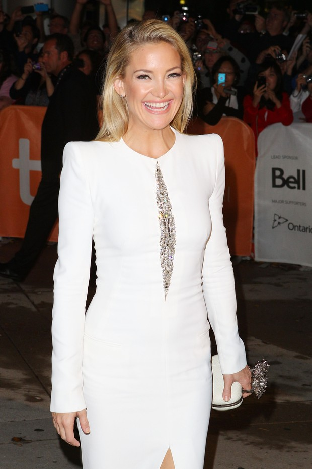 Kate Hudson no Toronto Film Festival  (Foto: Getty Images / Agência)