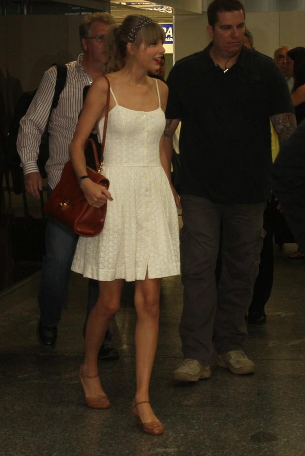 Taylor Swift (Foto: Foto Rio News)