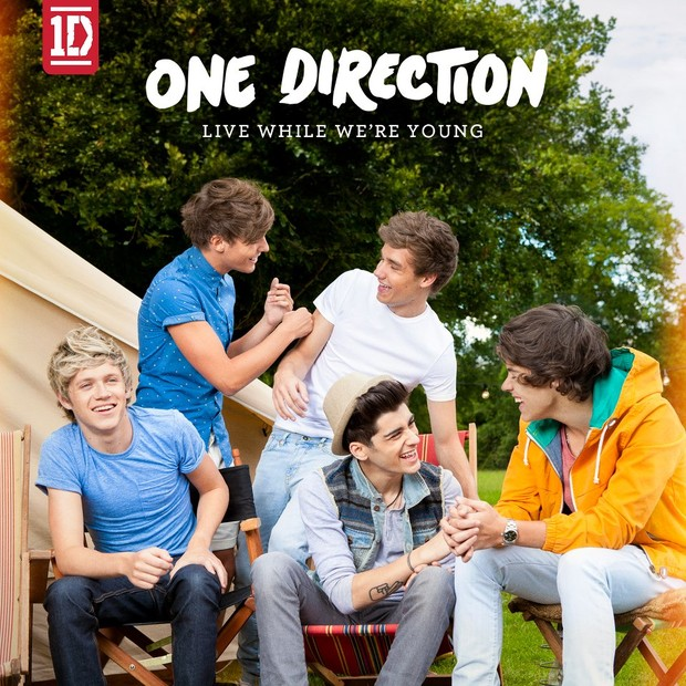 Novo single do grupo One Direction (Foto: Reprodução)