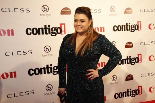 Preta Gil no Prêmio Contigo! de Cinema (Foto: Isac luz / EGO)