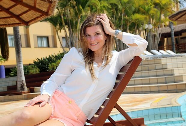 Cristiana Oliveira (Foto: Wilson Ruanis / Divulgação)