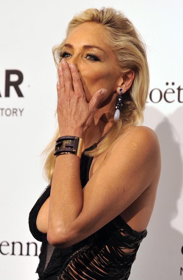 Sharon Stone (Foto: Reuters/Agência)
