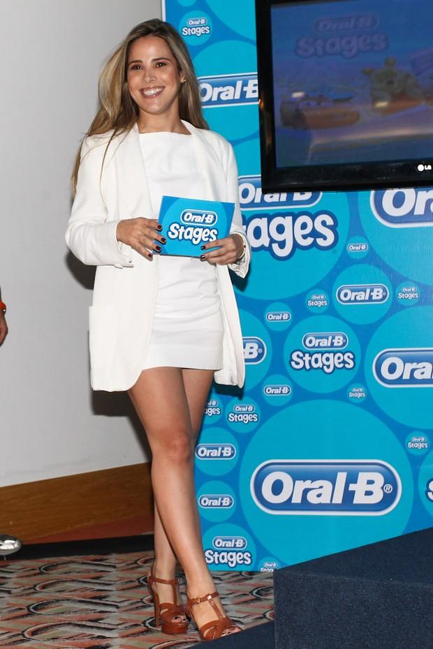 Wanessa no evento da Oral B (Foto: Manuela Scarpa/Foto Rio News)
