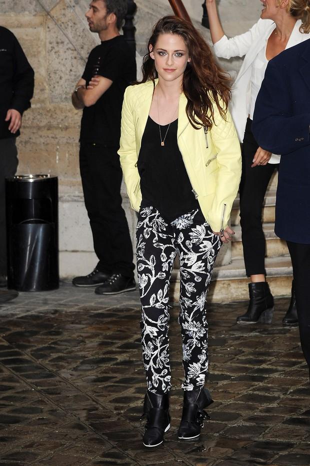 Kristen Stewart  (Foto: Agência Getty Images)