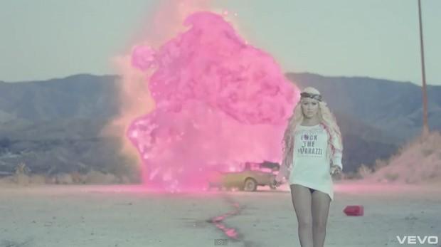 Teaser do novo clipe de Christina Aguilera (Foto: YouTube / Reprodução)