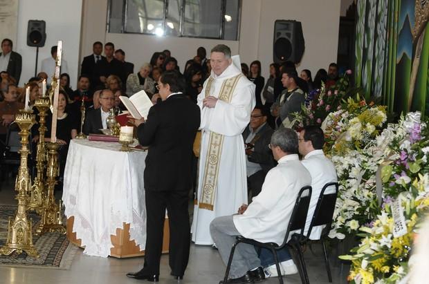 Padre Marcelo Rossi (Foto: Francisco Cepeda/AgNews)