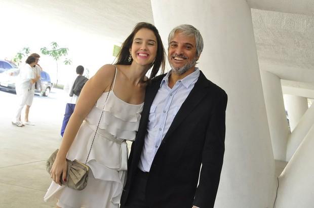 André Barros e Patrícia Werneck (Foto: Roberto Teixeira/EGO)