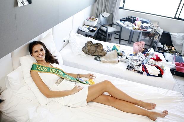 A vencedora do Miss Brasil 2012 (Foto: Marcos Serra Lima/ EGO)